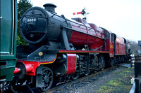 RED 8F AT THE GCR