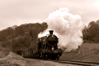 GW No2857 FREIGHT CHARTER. SEPIA TINTS