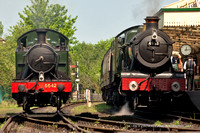 EASTER MONDAY AT THE GCR 25.4.11